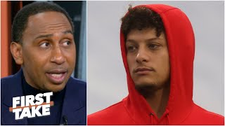Stephen A. doesn't think the Chiefs can be stopped in the AFC | First Take