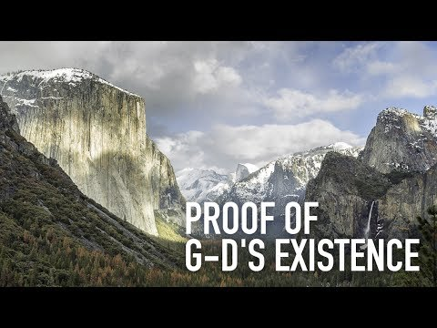 Proof of G-d's Existence