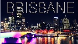 BRISBANE   Backpacking Vlog