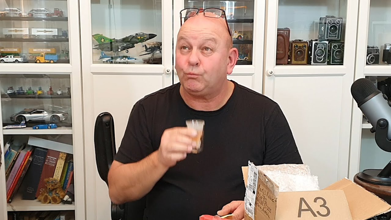 Fan Mail Unboxing Video No.38