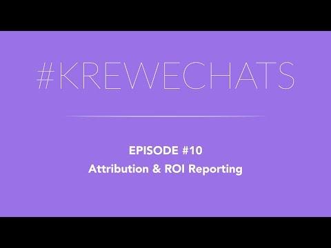 #KreweChats Episode 10: Attribution