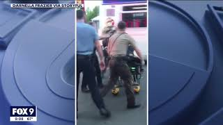 Incident report: George Floyd was unresponsive while handcuffed by Minneapolis police