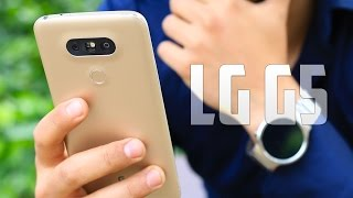 LG G5, review en español