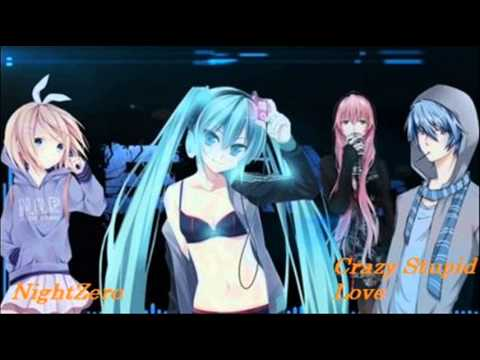 Nightcore - Crazy stupid love [Cheryl Cole]