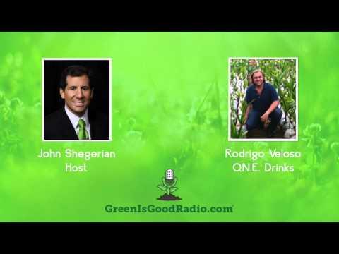 GreenIsGood - Rodrigo Veloso - O.N.E. Drinks