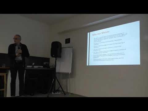 Dan Zahavi_Podvečerní seminář SFA (07.05.19)