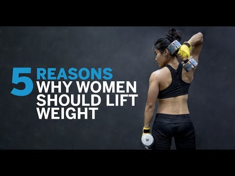 Why Women Should Lift Weight | Fitness | Femina