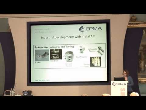 "Presentation: ""Additive Manufacturing - New Technology New Opportunities?"" - Adeline Riou"