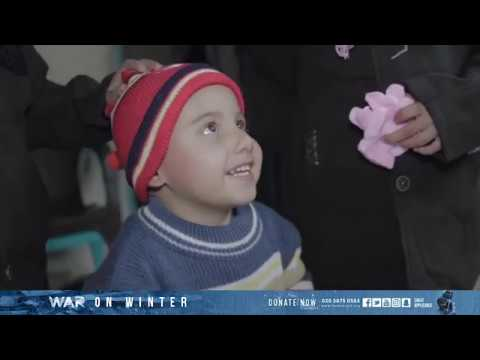Human Aid UK | Winter Distribution in Gaza [2017-18]