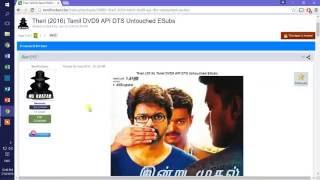 How to download latest tamil, hindi & malayalam movies in HD for FREE (SIMPLE METHOD)