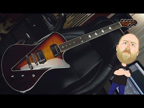 Ernie Ball Music Man Armada - Demo
