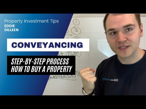 Conveyancing - The Step By Step Process Of Buying A Property.