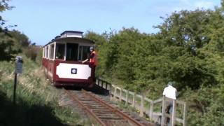 Giants Causway and Bushmills Railway - New Train