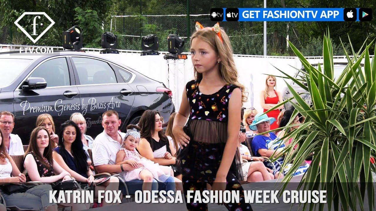 Download KATRIN FOX - Odessa Fashion Week Cruise | FashionTV | FTV