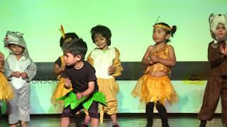 Little Millennium- Haralur road Annual Day 2017