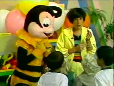 Romper Room Miss Sally and Do Bee  YouTube