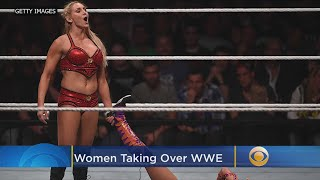 WWE Evolution: Another Huge First For Women... And More To Come