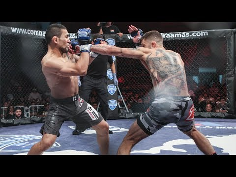 Marcelo Rojo vs Ivan Hernandez Flores Full Fight