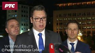 Vučić u Kini: Srećan sam i ushićen, dobre vesti za Srbiju