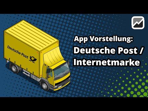 tricoma - Deutsche Post / Internetmarke - Versandaufkleber anlegen