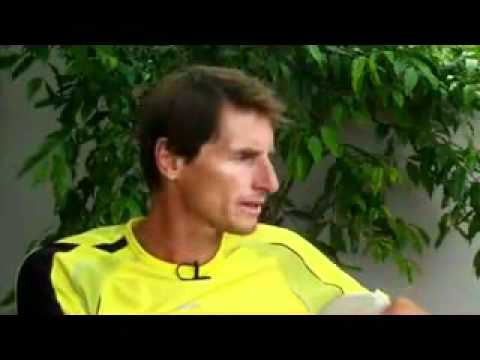 Tennis Doubles - Chat To World No 1 Paul Haarhuis