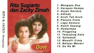 Rita Sugiarto feat Zacky Zimah -Mengapa Tak Seindah Dulu- Full Album