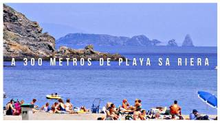Camping El Maset / Iverti / Sa Riera / Begur / Costa Brava / Bungalows / Mobil homes / Restaurante