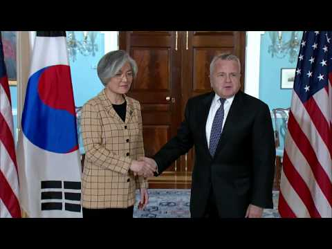 Deputy Secretary Sullivan Meets with Republic of Korea Foreign Minister