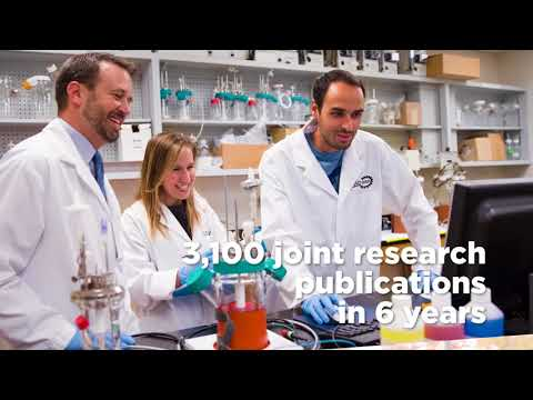2017 Global Learning, Research & Engagement Award Winner: University of Calgary