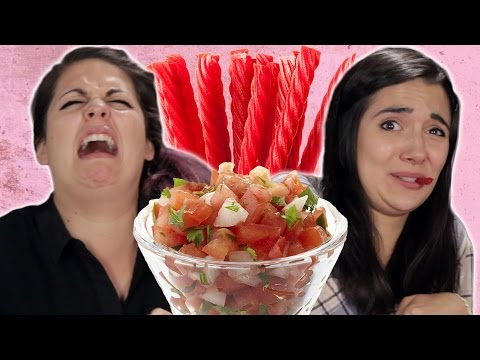 Thumbnail: People Try Bizarre Food Combinations (Commenter Edition)