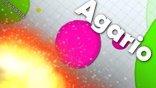 Agario | DESTROYING EARTH