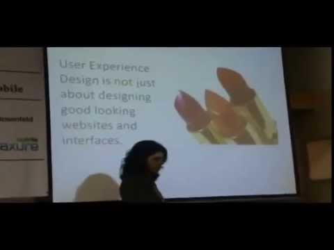User experience design explained by Neha Modgil Techved a ux design company