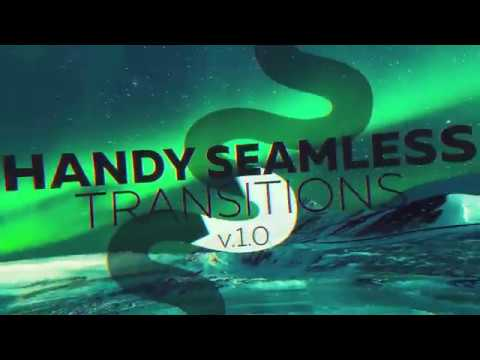Handy Seamless Transitions   Pack & Script on Behance