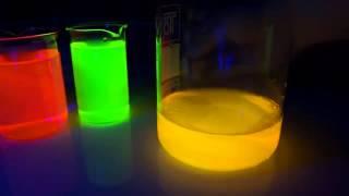 Купить Светящиеся краски - Люминофор и флуоресцен, пигменты, люминоф, декоративные добавки