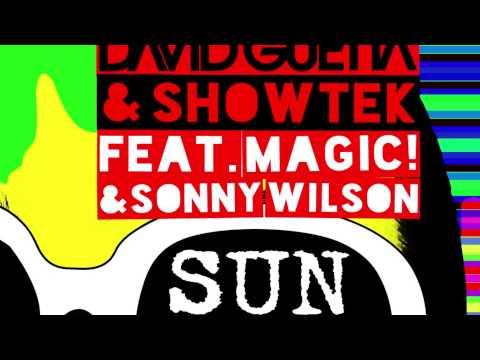 David Guetta & Showtek - Sun Goes Down ft. MAGIC! & Sonny Wilson (Eva Shaw Remix)
