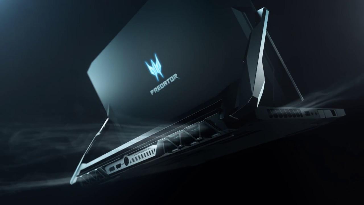 Acer - Predator Triton 900 - YouTube