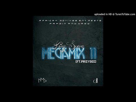 King Sxova - Megamix 11 (Feat PrizyDee)