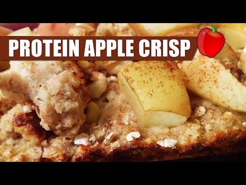 Protein Apple Crisp with Kara Corey | Tiger Fitness