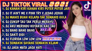 Download lagu DJ KANAN KIRI KANAN KIRI PUTER PUTER JARI   DJ IM LADY X CUKUP TAU   DJ TIKTOK TERBARU 2021