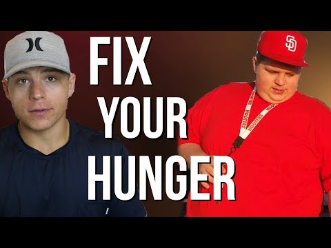 Lose Weight With Less HUNGER! (My Tips)