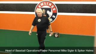 Mike Sigler's Drill 5 Infield Approach