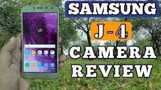 Samsung Galaxy J4 Camera Review