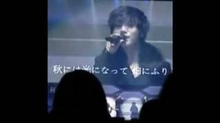 [fancam] 110126 Yesung, Onew, Ryeowook: A Thousand Winds @ SMTown Concert in Tokyo day 2
