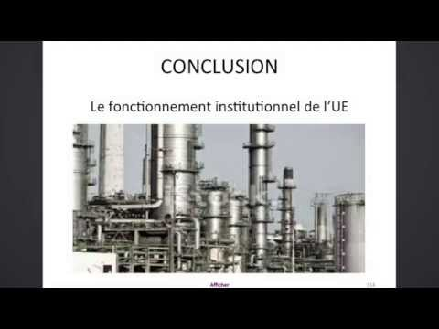 Fonctionnement institutionnel de l'UE: Analyse juridique et politique. Par Valérie Bugault