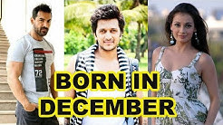 Top 5 Bollywood Actors And Actresses Who Have Birthday In December [Bollywood Cafe]