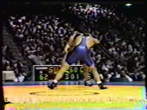 1996 Olympic Games: 62 kg Martin Müller (SUI) vs. Marty Calder (CAN)