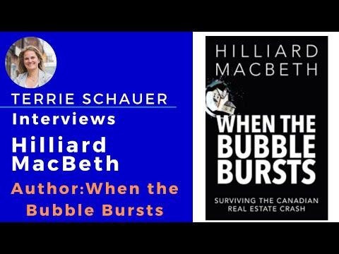 Terrie Schauer Interviews Hilliard MacBeth