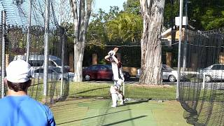 H.G. Batting Practice - Another day at the Nets