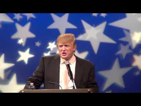 Donald Trump Speech in Las Vegas 2011 Part 1