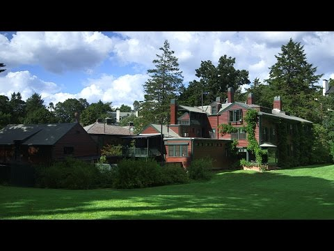 Community By Design: The Olmsted Firm and the Development of Brookline, Massachusetts